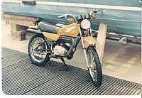 Yamaha 50, My first bike ever. I was 14 at the time. Can you tell me what type it was ?